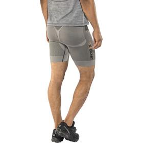 X-Bionic Fennec Evo Running Pants Short Herre anthracite/silver